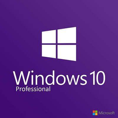 Licencia windows 10 profesional
