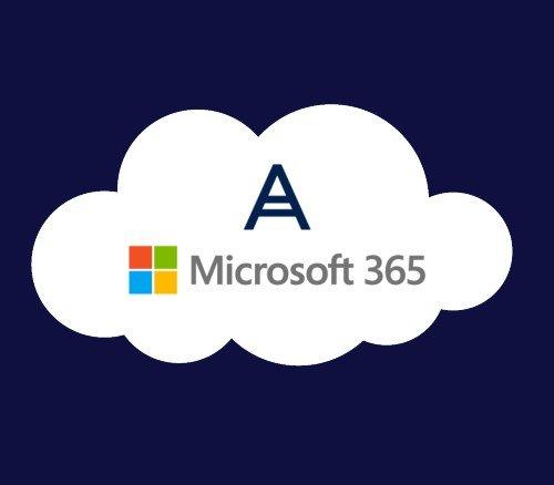 Microsoft 365 Acronis